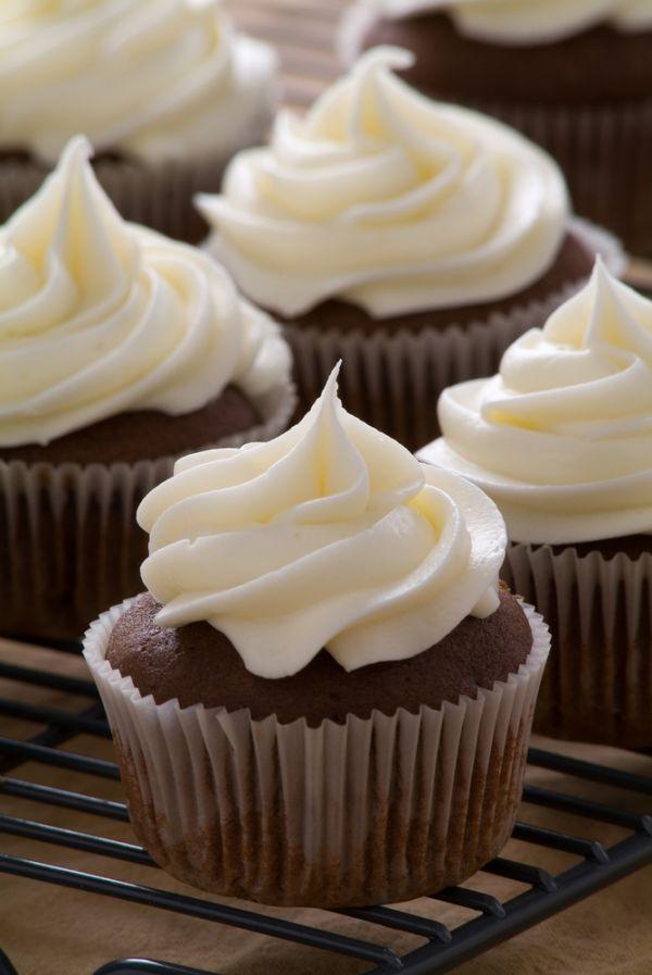 Cappuccino cupcakes |