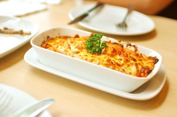 Krevety zapečené s čili papričkou a syrom |