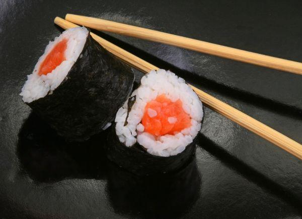 Sushi  Nori závitky |