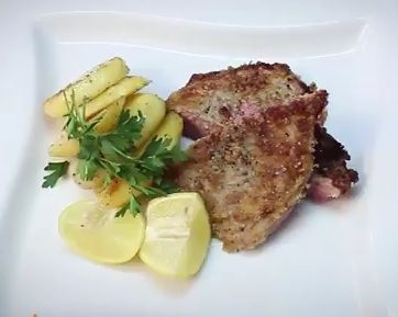 Videorecept: Milánsky teľací steak |