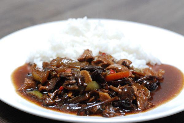 Bravčové mäsko s ostrokyslou čínskou omáčkou ...