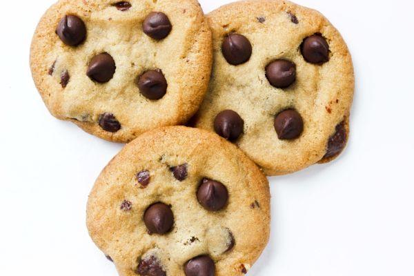 Cookies s extra dávkou čokolády |