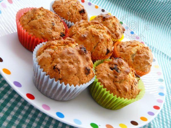 Müsli muffiny |