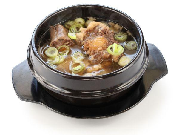 Kórejská cibuľová polievka |