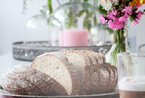 Chlieb z kefíru |