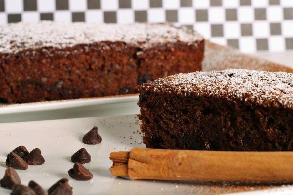 Cukinový koláč  