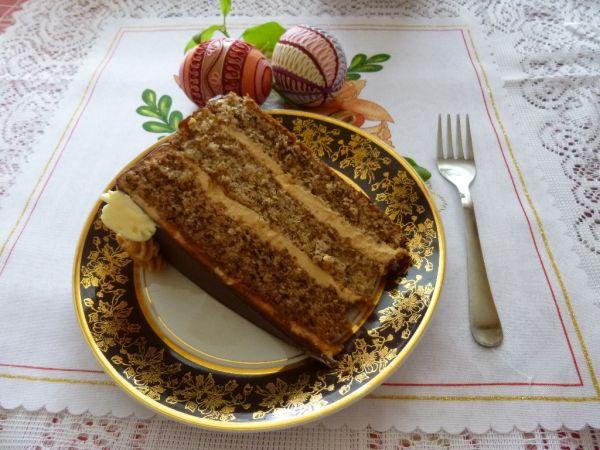 Slávnostná veľkonočná torta |