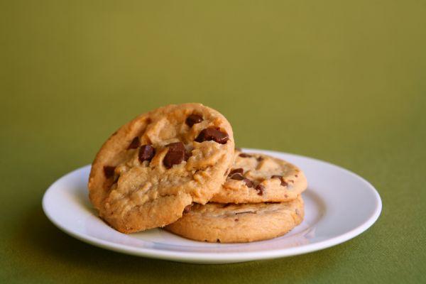 Cookies s kúskami čokolády |