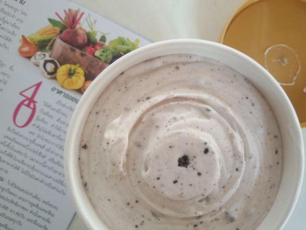 Oreo zmrzlina |