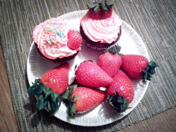 Cupcakes EXTRA výborné |