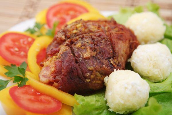 Teľacie mäso s mozočkom |