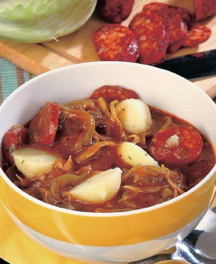 Sýta pikantná polievka  