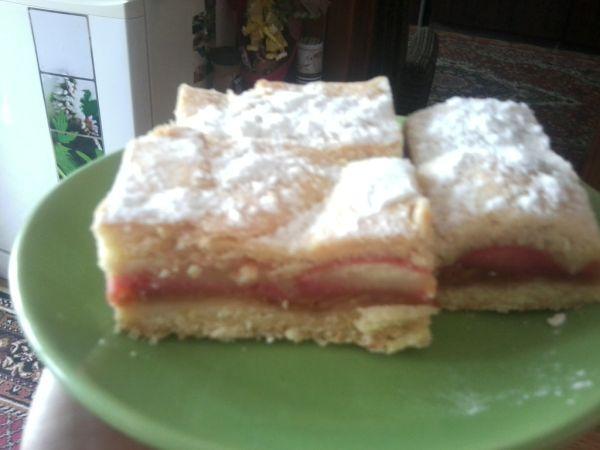 Rýchly linecký koláč |