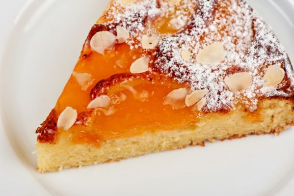 Marhuľový koláč s džemom |