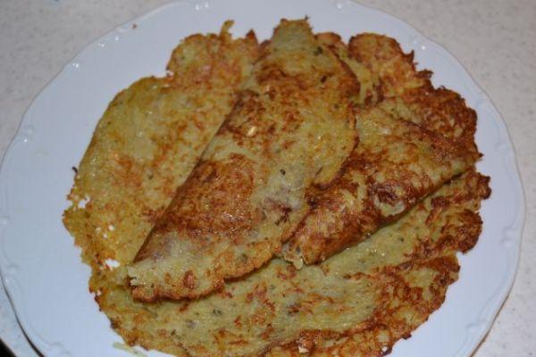 Tradičné zemiakové placky |