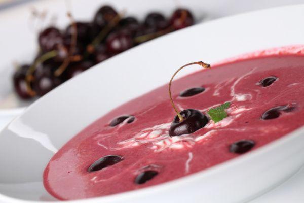 Studená ovocná polievka à la Ivet |