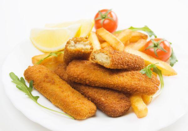 Vyprážané rybie prsty |