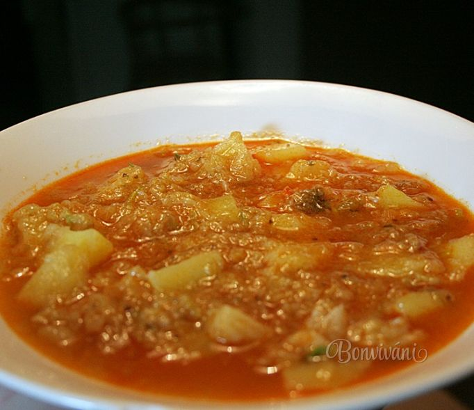 Kelová polievka