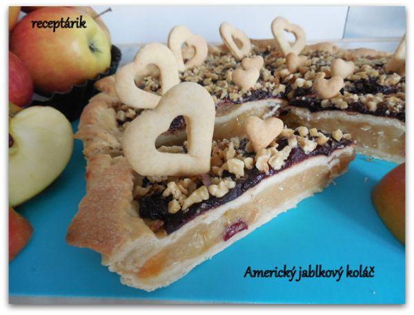 Americký jablkový koláč |
