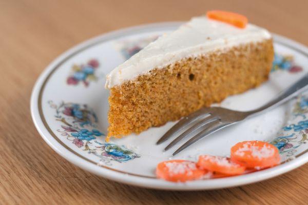 Mrkvová torta |