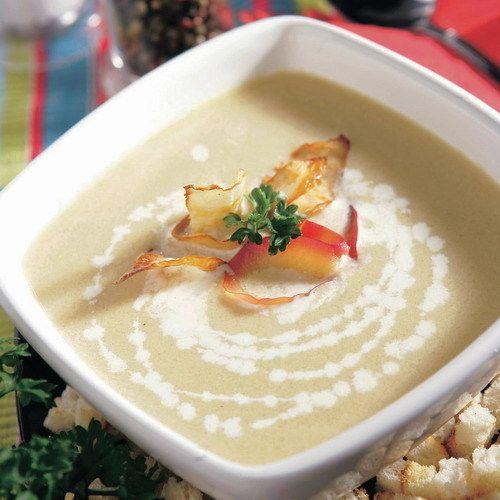 Zelerová polievka |