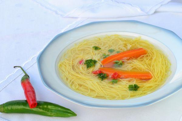 Dobrá hovädzia polievka |