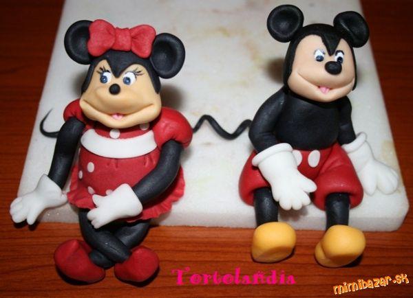 Disney postavičky  RECEPT 28612  MIMIBAZAR.sk