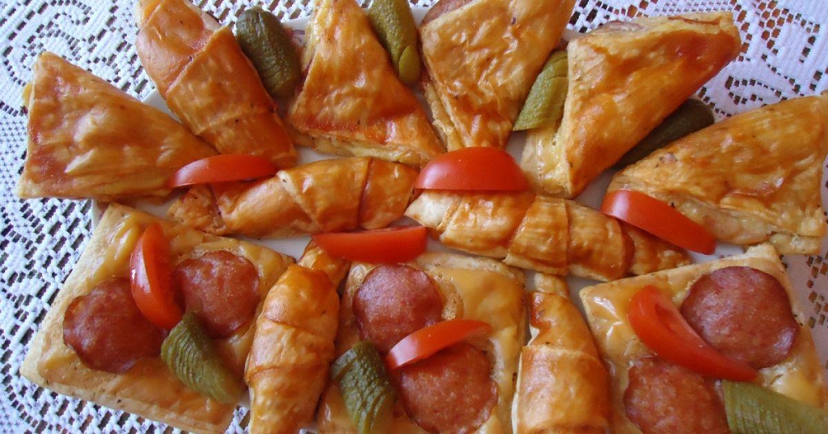 Fororecept: Pizza rožky, fotogaléria 8 / 8.