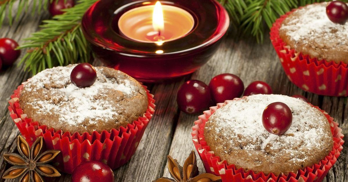 Vianočné muffiny, fotogaléria 1 / 1.