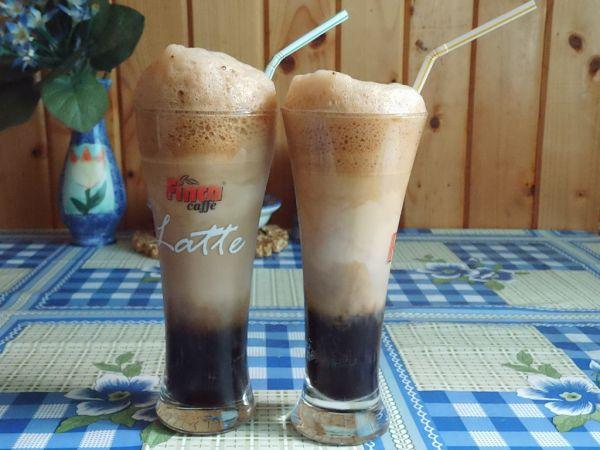 Domáca ľadová káva |