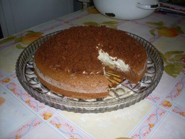 Krtkova torta |