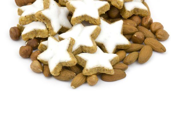 Mandľové hviezdičky |