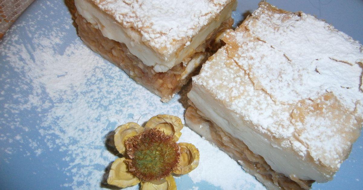 Jablkový koláč s pudingom, fotogaléria 9 / 9.