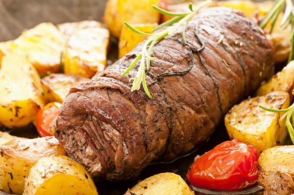 Roláda z hovädzieho mäsa |