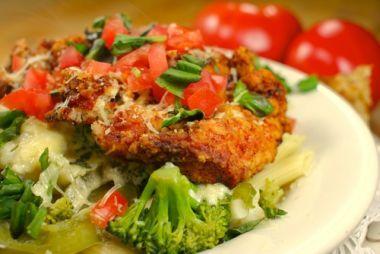 Kurací šalát s brokolicou |