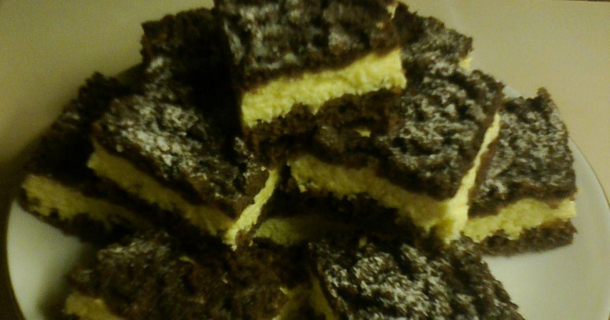 Strúhaný tvarohový koláč, fotogaléria 1 / 1.