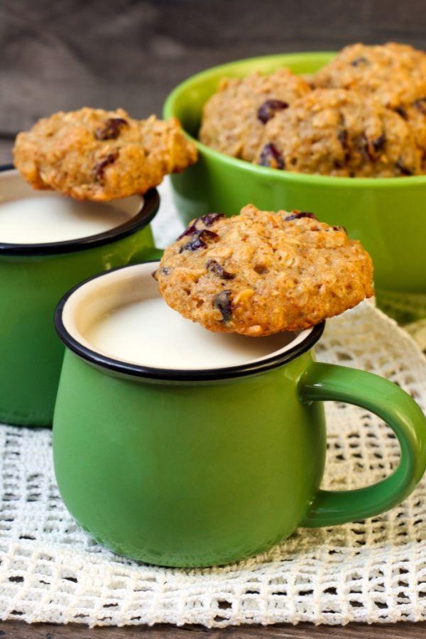 Quinoa cookies |