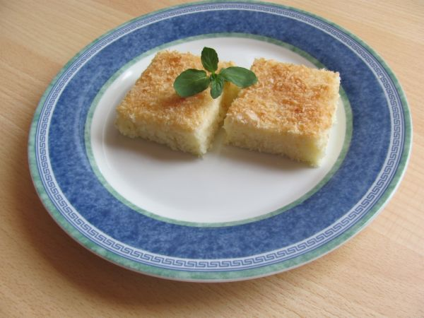 Kokosový koláč |
