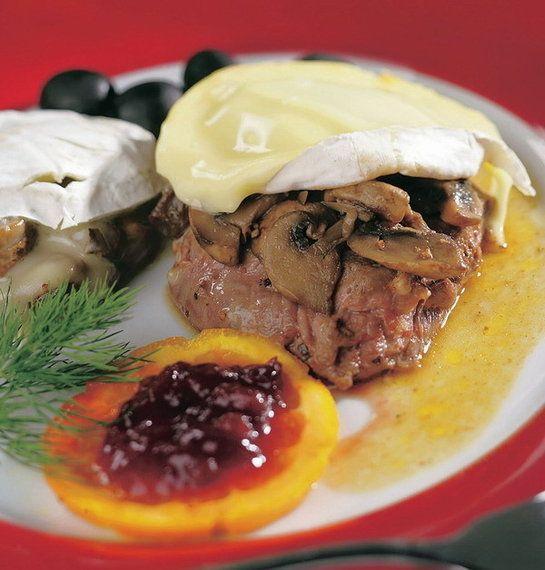 Biftek s hermelínom |