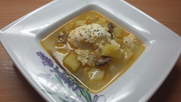 Francúzka domáca polievka |