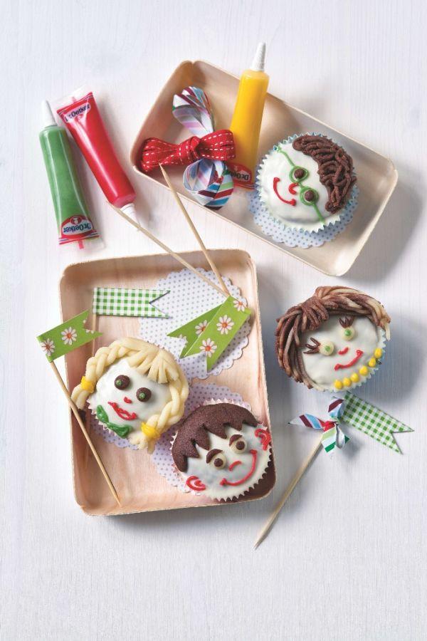 Veselé muffiny |