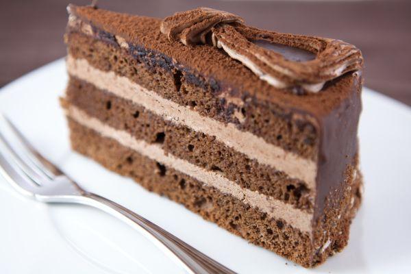 Medová kakaová plnka do torty |