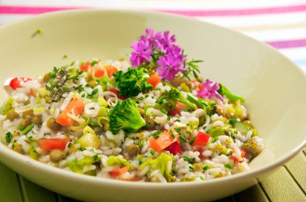Zeleninové rizoto |