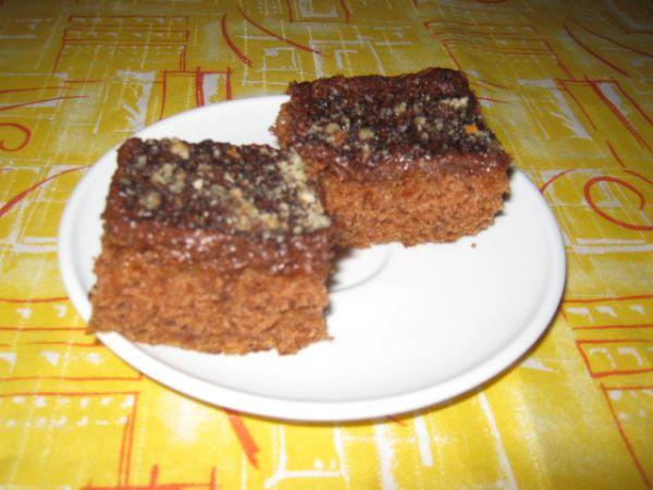 Cuketový koláč |