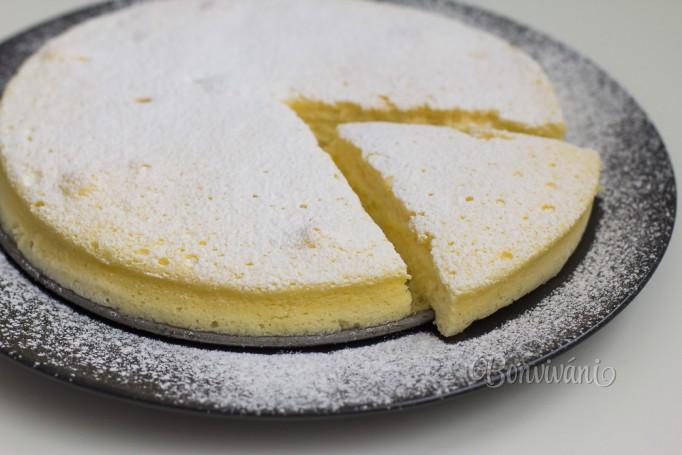 Biely koláčik