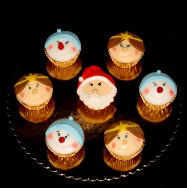 Vianočné kokosové muffinky |
