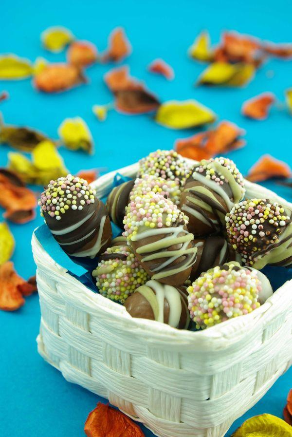 Veľkonočné čokoládové vajíčka |