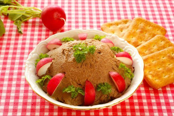 Nátierka z hydinového mäsa |