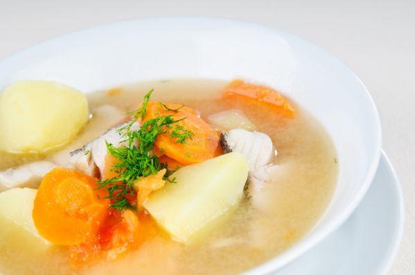 Rybárska polievka |