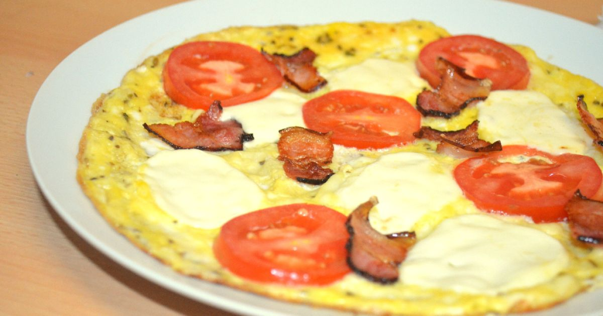 Talianska omeleta, fotogaléria 1 / 6.